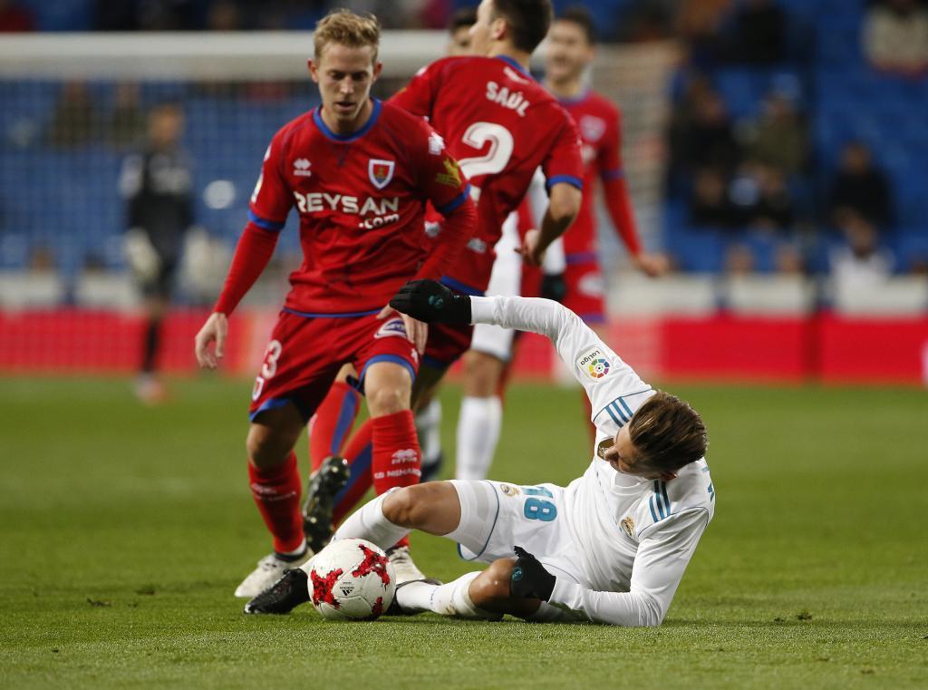 Real Madrid: Marcos Llorente, misma lesión que su padre... ¡29 años ...