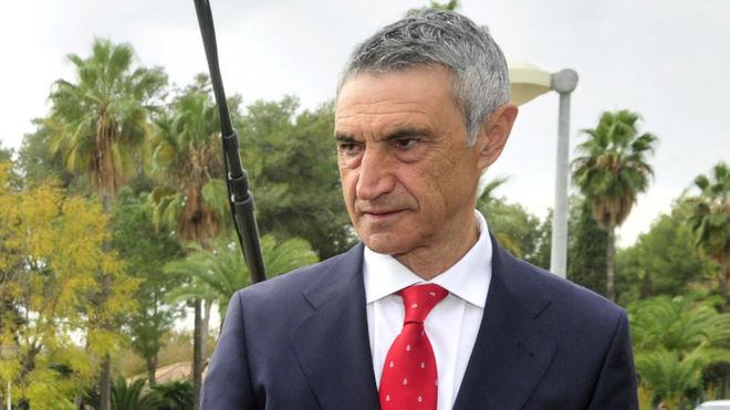 Antonio Álvarez, en un acto reciente.