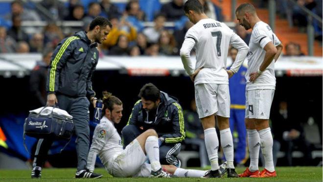 Chimo Mas se interesa por Bale en un partido en el Bernabéu.