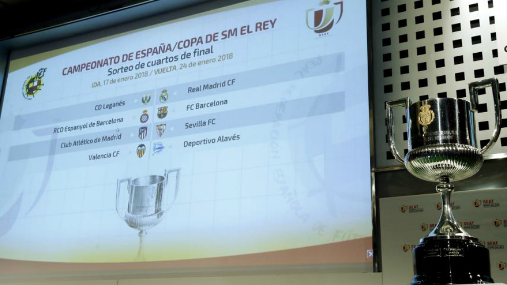 Copa del Rey: Five thoughts on the Copa draw: From Vitolo ...