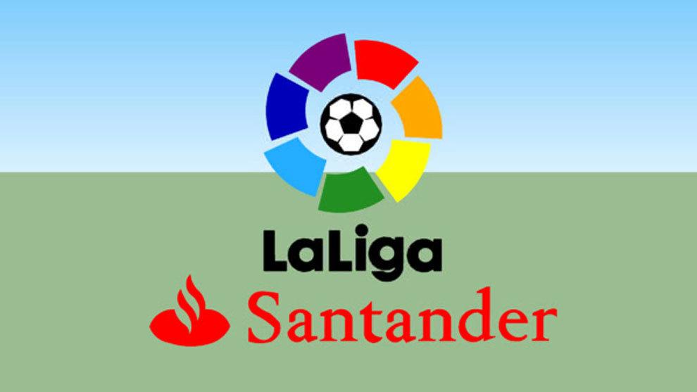 Resultado de imagen para LaLiga Santander.