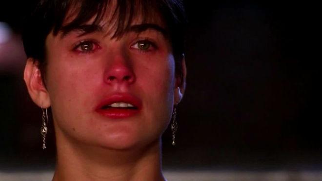 Demi Moore en 'Ghost' (1990)