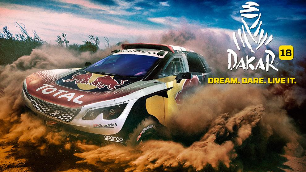 El Videojuego Del Dakar Se Lanzara En 2018 Para Ps4 Xbox One Y Pc