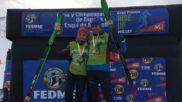 Los esquiadores catalanes de montaña sí compiten en el Campeonato de España y ganan