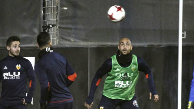 Zaza está listo y Soler mejora con vistas al Madrid