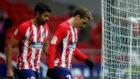 Costa y Griezmann contra el Getafe.