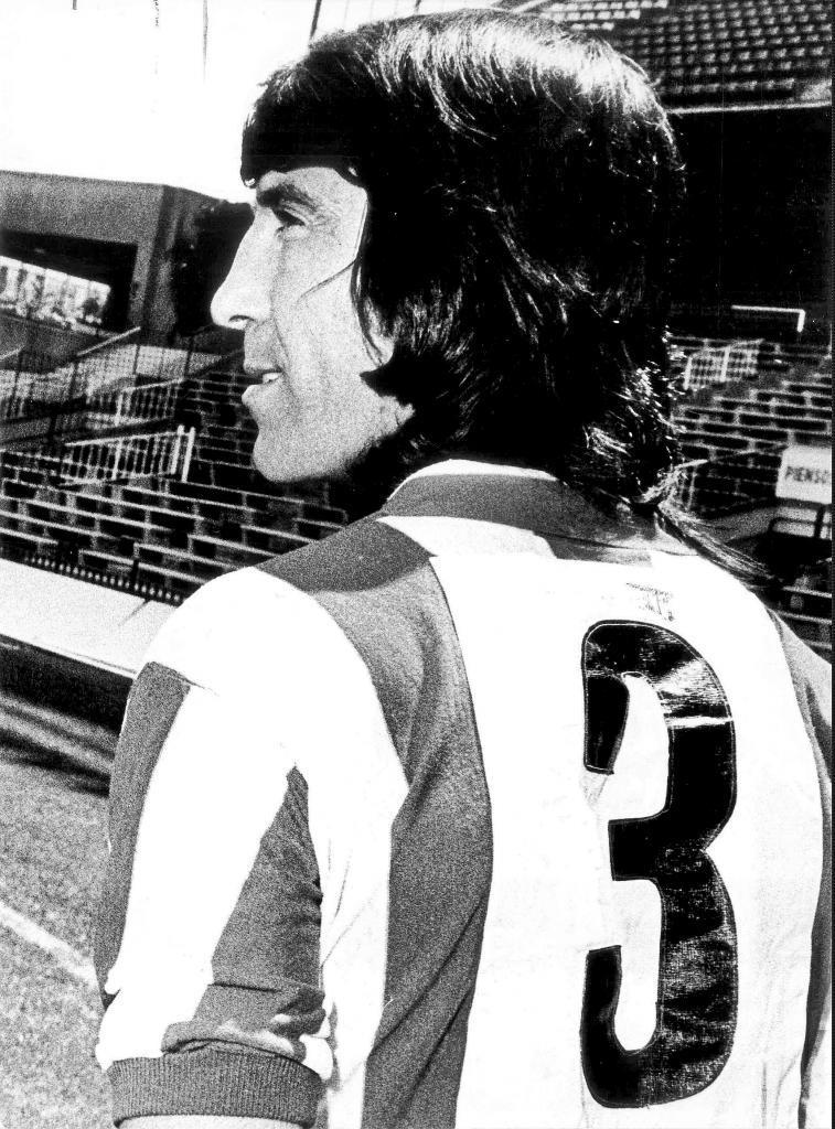 El jugador argentino el día de su presentación con el Atlético de...
