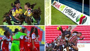 América y Pumas sumaron sus primeros tres puntos