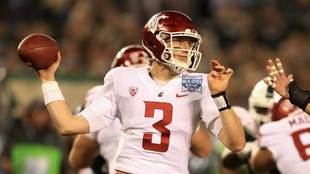 Tyler Hilinski, quarterback de la Universidad de Washington State