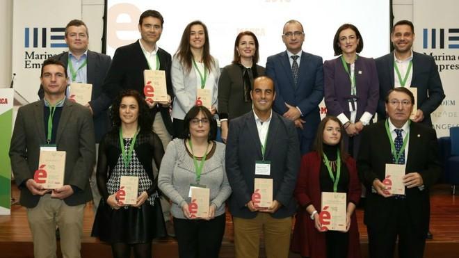 Los ganadores de la edición 2018 de los premios Emrén Esport.