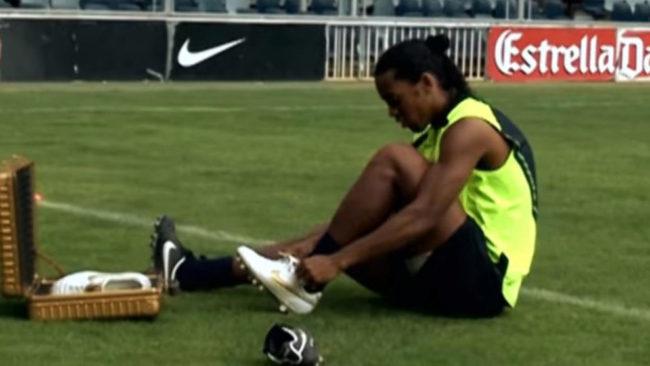 Y Ronaldinho destrozó Internet: primer vídeo en llegar al millón en Youtube