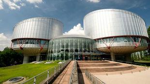 Edificio del Tribunal Europeo de Derechos Humanos.