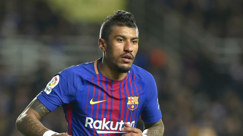 Laliga Barcelonapicked Up Knock Against Espanyol