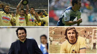Jugadores que han defendido la playera de Pumas y América