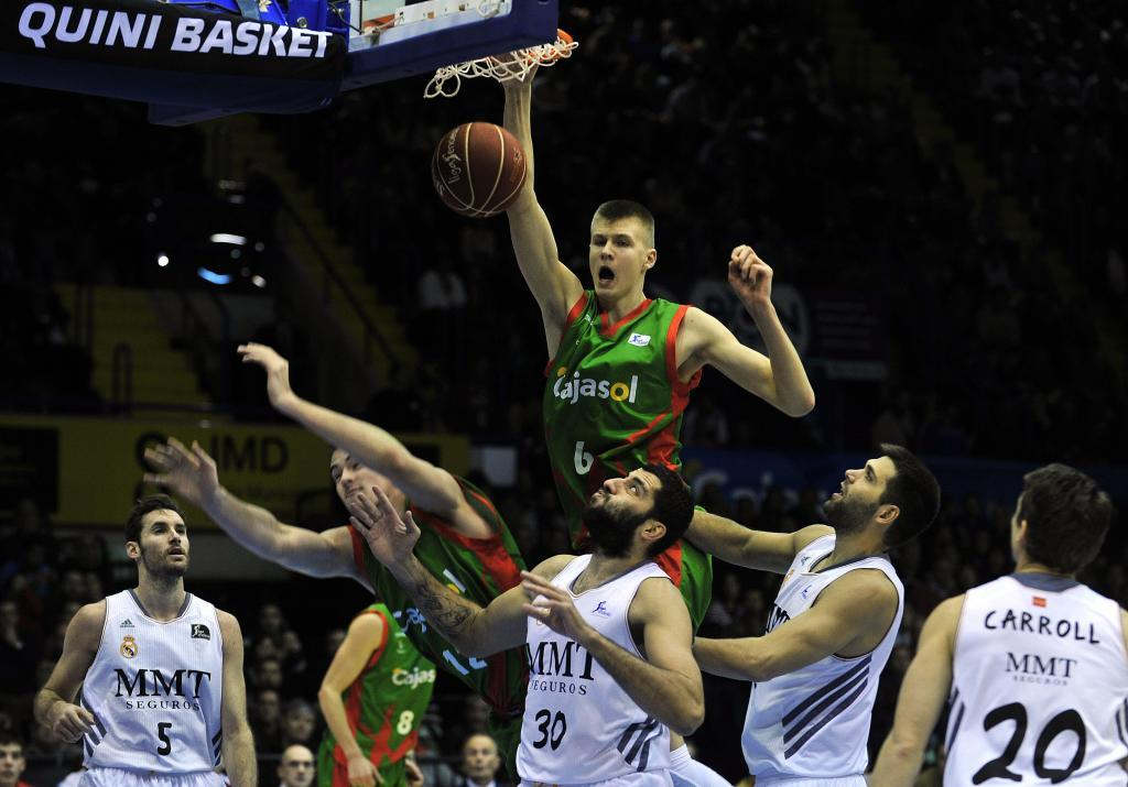 Baloncesto sevilla (españa), 4: kristaps... | MARCA.com