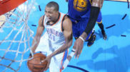 Los Oklahoma City Thunder fueron el último equipo de Telfair en la...