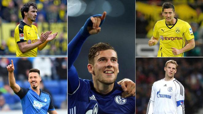 Bundesliga: Bayern semnează Goretzka și ia înapoi cel mai bun jucător din Bundesliga