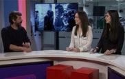 Alberto Rodríguez nos presenta 'La Peste' en Ellas dan el golpe