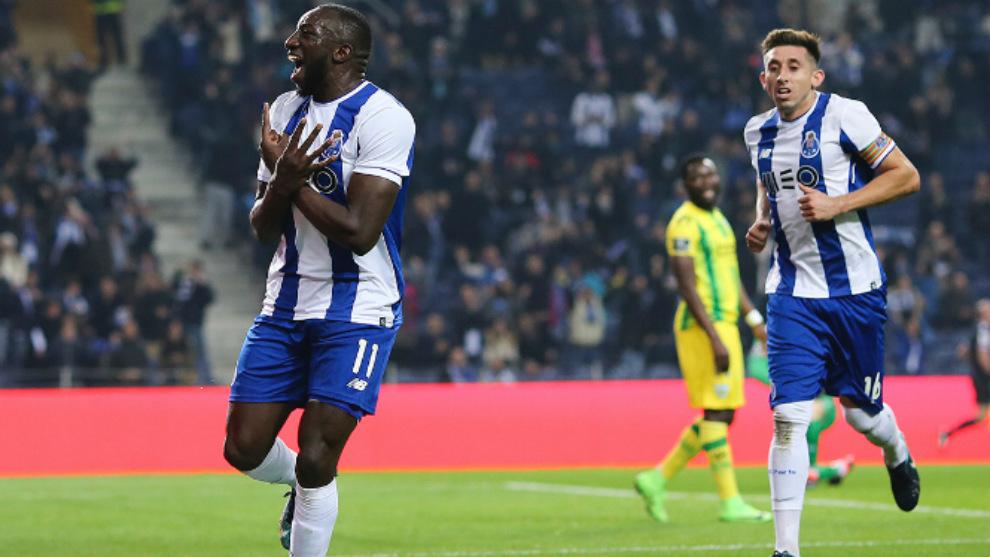 Marega revine Porto în vârf