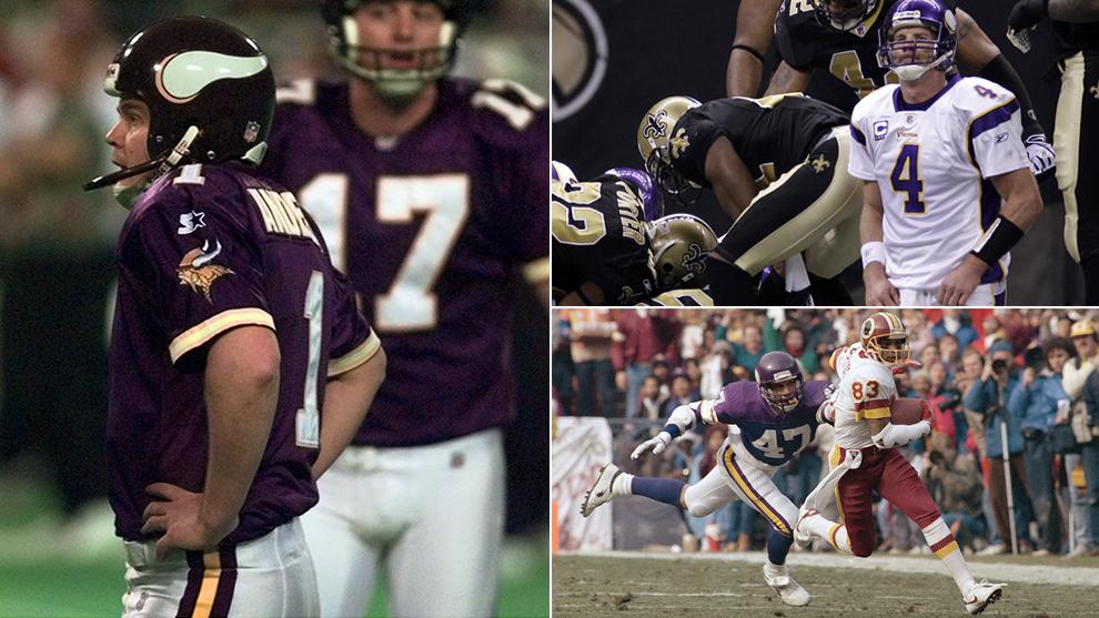 NFL: Este cea de-a șasea dată pentru vikingii din Minnesota?
