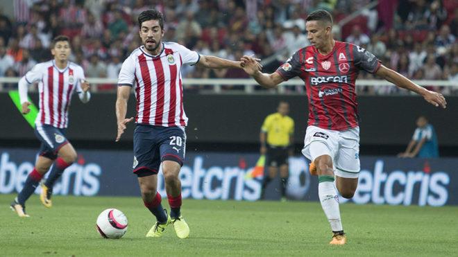Deschiderea Ligii MX 2018: Necaxa vs Chivas: Interzis să egalăm!