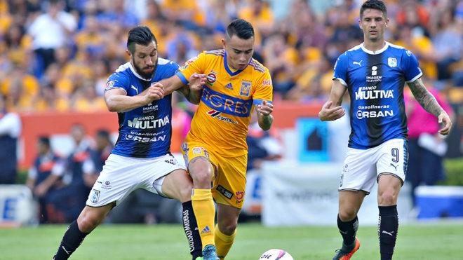 Deschiderea Ligii MX 2018: Querétaro vs Tigres: Test de foc pentru cocoși
