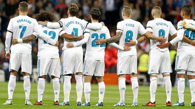 Real Madrid Vs Barcelona 2018
