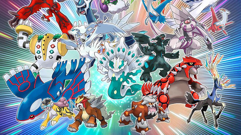 La franquicia Pokémon anuncia sus planes para un 2018 legendario ...