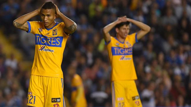 Tigres es el lugar 13 de la tabla.