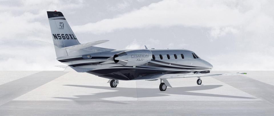 Картинки по запросу Bale - Cessna Citation XL Plus