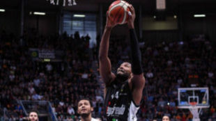 Marcus Slaughter, MVP de la jornada en la Lega Basket