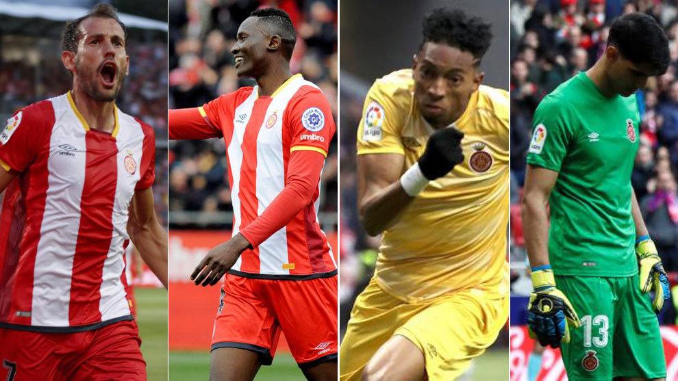 15167157206685 El Girona vuelve al trabajo con cuatro jugadores ausentes - Comunio-Biwenger