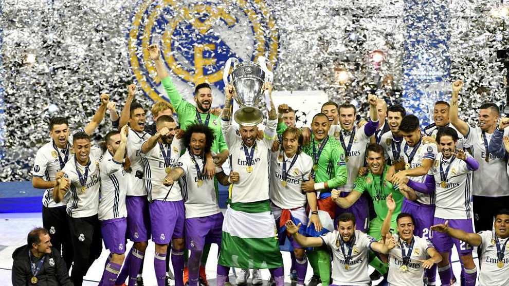 Champions League - Real Madrid  Real Madrid legends still believe in ... 3747b644f432d