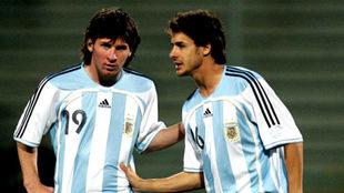 Compartieron la selección en el Mundial de Alemania y la Copa...