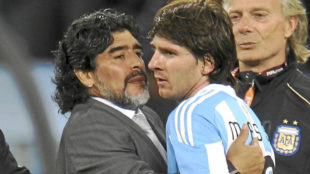 Argentina president Macri: Messi is better than Maradona