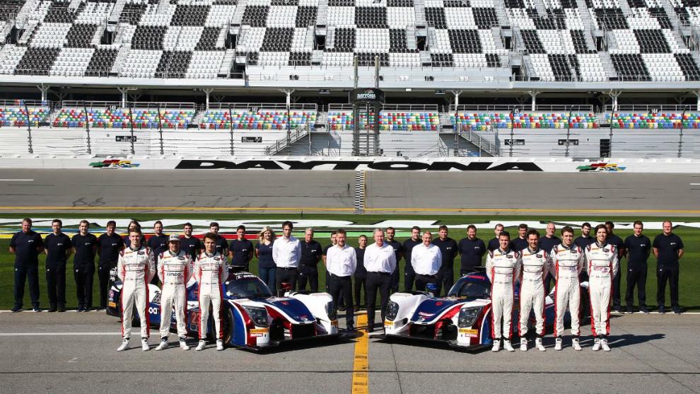 Equipo United Autosports.