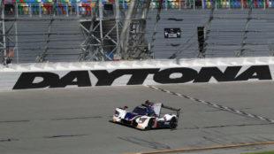 El United Autosports, en Daytona.