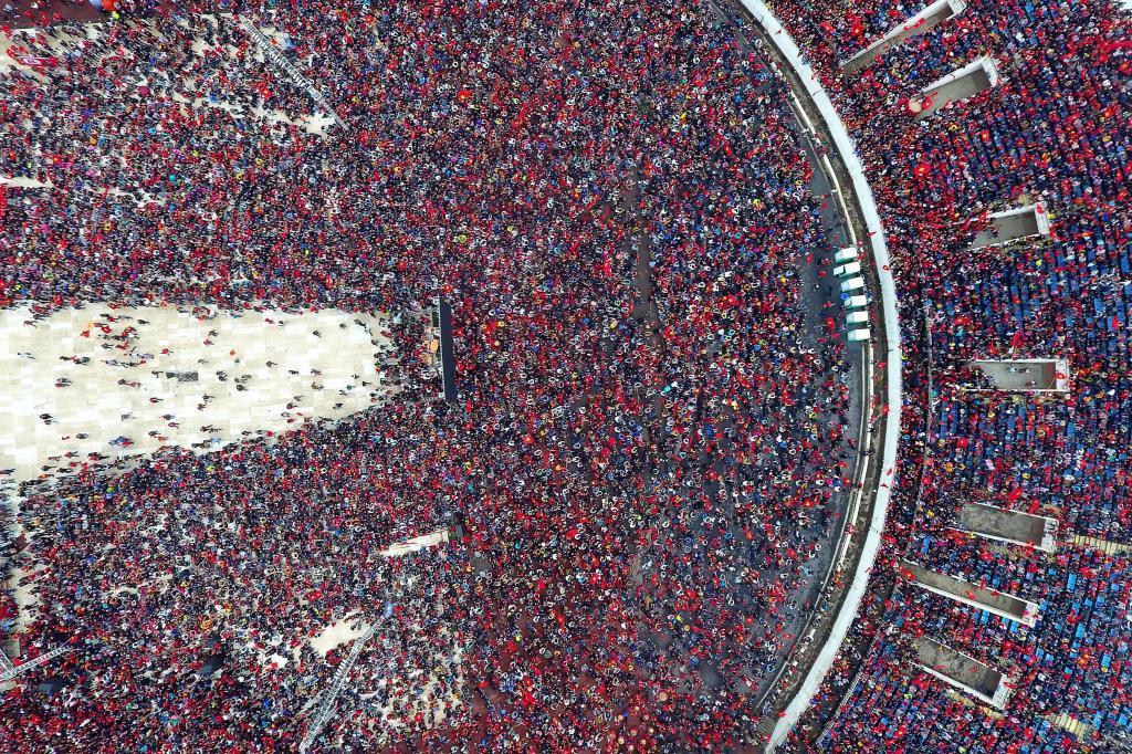 Estadio Nacional My Dinh - Willax Televisión