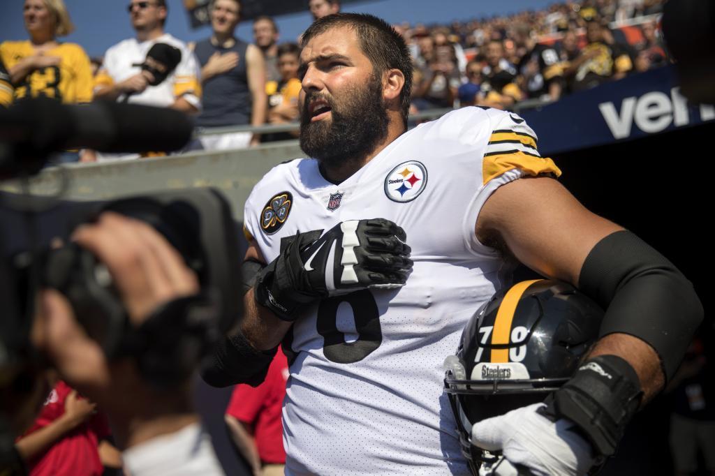 El español formó parte de la lista de ocho jugadores de los Steelers que  fueron seleccionados al ProBowl 243cda555bb