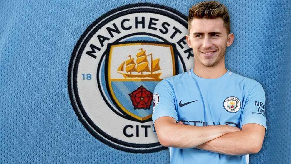 Aymeric Laporte será presentado este martes con el Manchester City