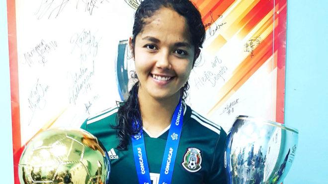 La jugadora de Chivas ha conquistado dos títulos históricos