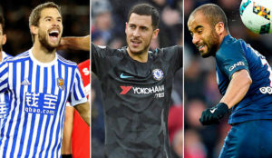 Updates on Inigo Martinez, Hazard, Lucas Moura