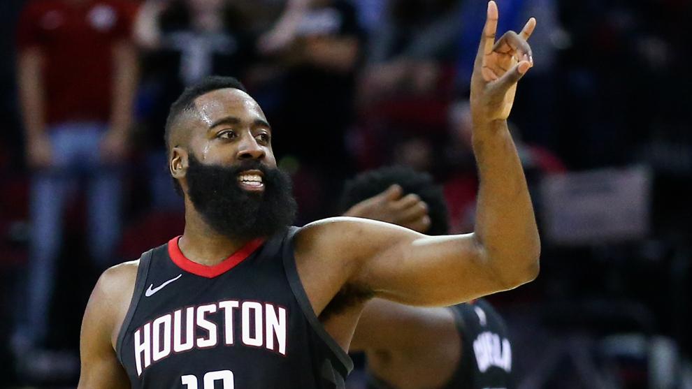 NBA: Rockets vs Magic: Harden hace historia (60+10+11) superando a ...
