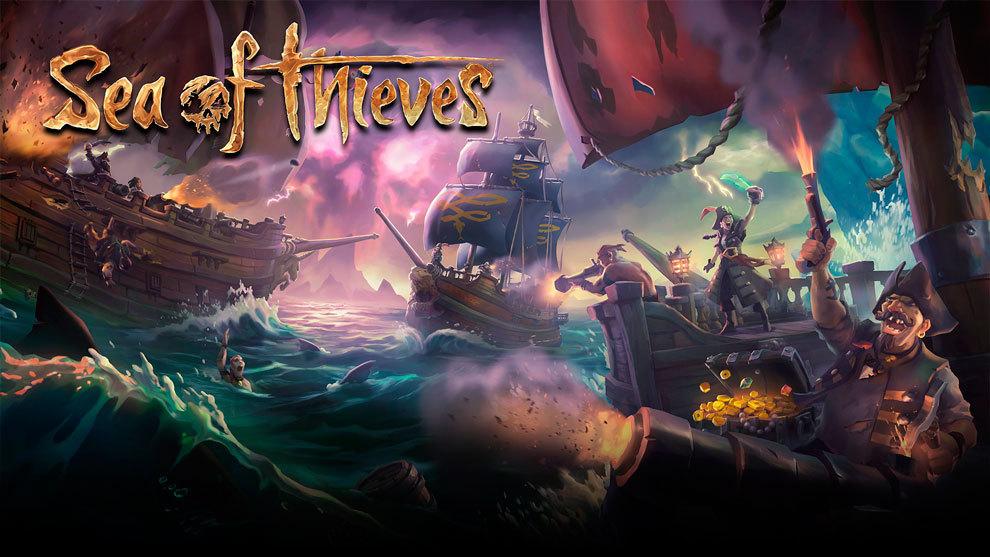Sea Of Thieves Y Rise Of The Tomb Raider Entre Otros Llegan A