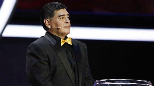El astro argentino debía asistir a una audiencia con su expareja
