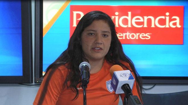 Rodríguez, en conferencia de prensa.