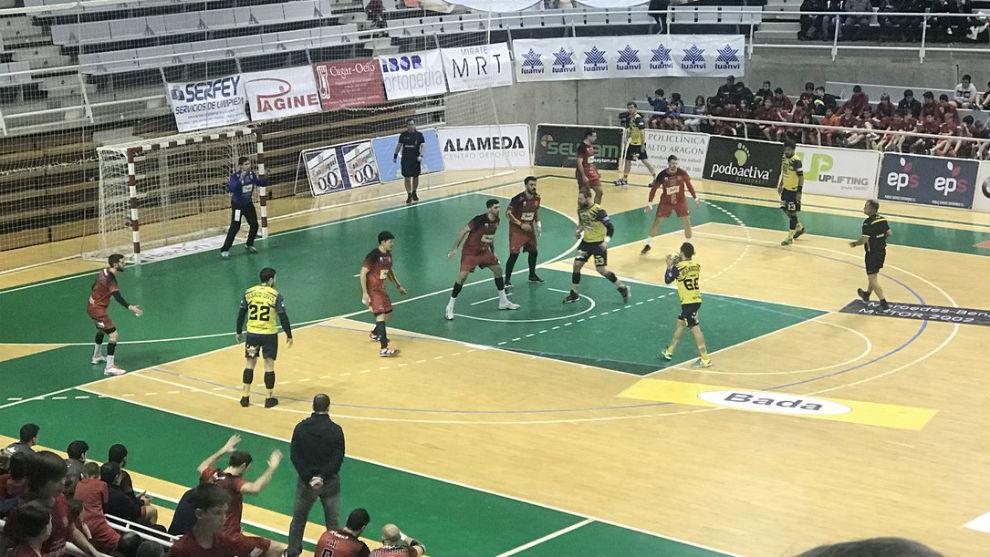 Liga asobal el logro o arranca la segunda vuelta m s for Liga municipal marca