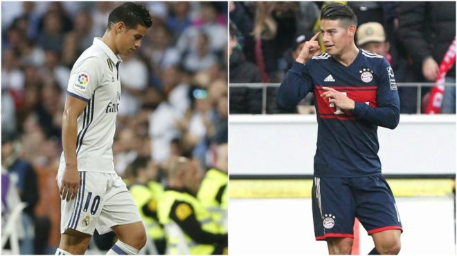 Real Madrid - Transfer Market: James Rodriguez's future is