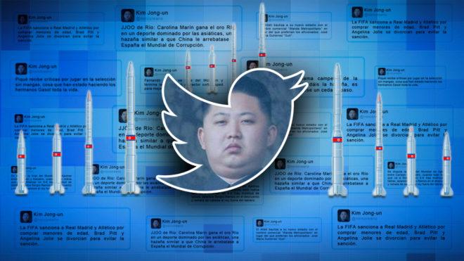 """Los misiles de Norcoreano: """"El reglamento dice que no es mano si es dentro del área del Barça"""""""