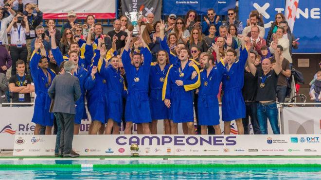 El CN Atlétic Barceloneta, campeón de la Copa del Rey